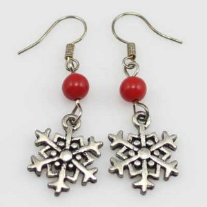 Pendant earrings, (jee047)